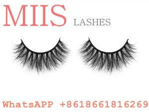 china mink fur 3d eyelash factory
