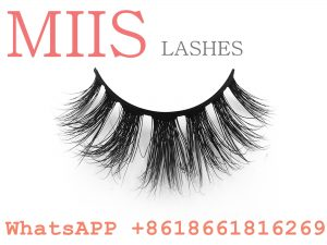 fake mink 3d eyelash manufacturers