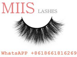 100% mink 3d eyelashes