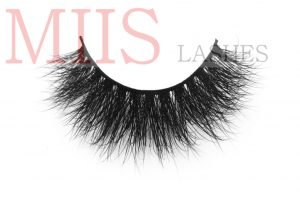customized mink fur lashes