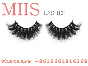 3d artificial mink fur eyelash