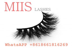 mink hair eyelash