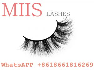 cruelty free mink 3d lashes