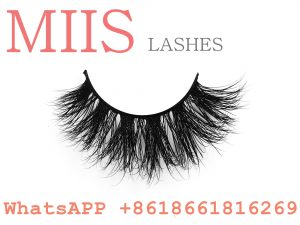 custom label 3d mink pro eyelashes