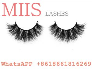 brand packaging 3d lashes